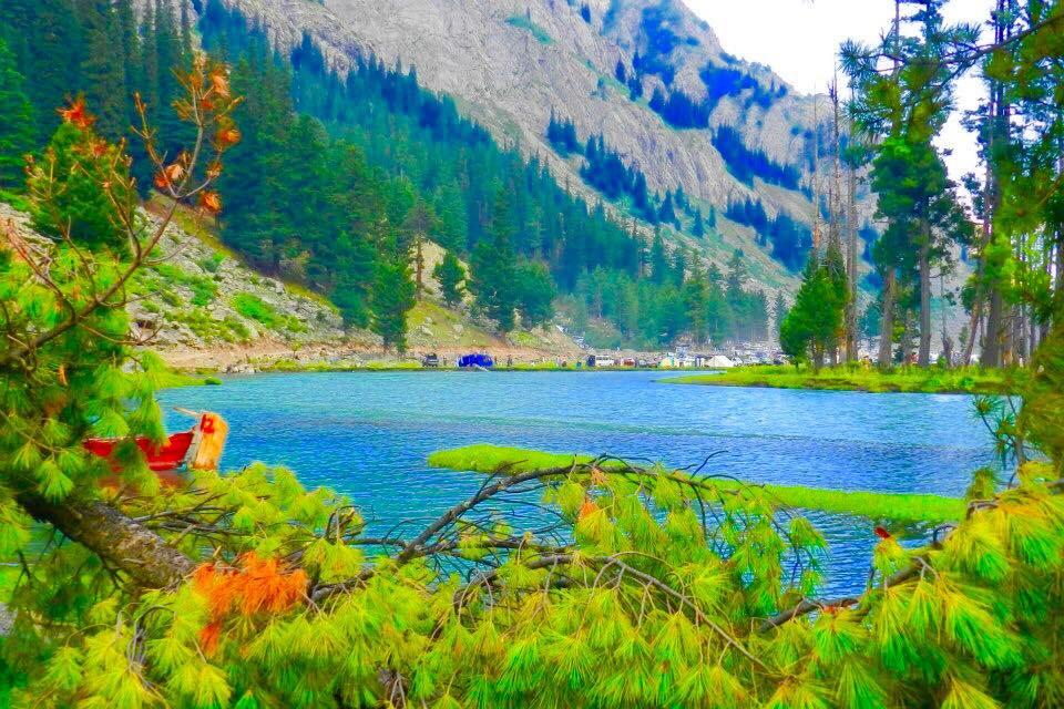 Mahudand Lake