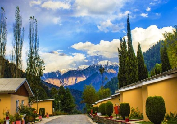 Best resort in Neelum Valley