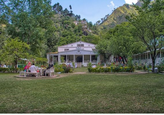 White Palace Marghzar Swat