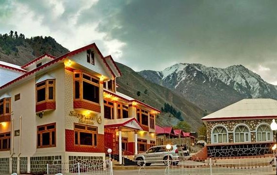 Sayyam Height Naran - best hotel in Naran